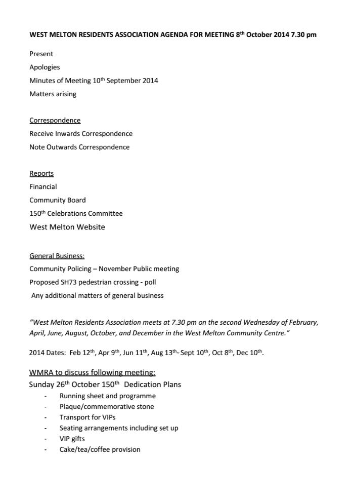 October_8_agenda